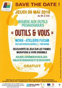 SAVE THE DATE - OUTILS & VOUS - CIMB - 09.05.19- s