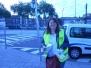 Journée mondiale des réfugiés: Actions de sensibilisation d'IDE en gare de Mons